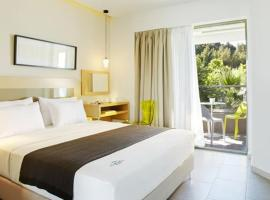 Margarita Sea Side Hotel: Kallithea şehrinde bir otel