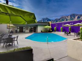 Best Western Plus Boulder Inn, hotel in Boulder