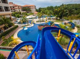 Amverton Heritage Resort, resort in Melaka