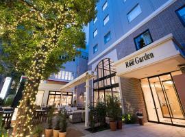Hotel Rose Garden Shinjuku, hotel near Choko-ji Temple, Tokyo