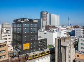 APA Hotel Akihabara-Ekimae, Apa hotel in Tokyo