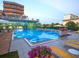 Hotel Terme Cristoforo, отель в Абано-Терме