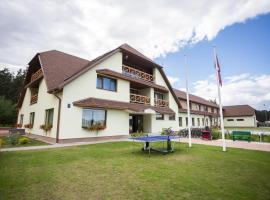 Irbēni, hotel near Riga International Airport - RIX,