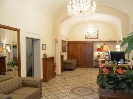 Hotel Minerva, hotel a Pisa
