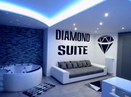 Diamond Suite Verona, hotel pet friendly a Verona