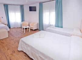 Mercè, отель в Пинеда-де-Мар