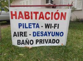 Pousada Bienvenidos, homestay in São Gabriel