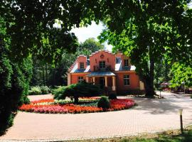 Willa Różana, holiday home in Nałęczów
