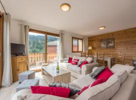 L'Eden Ski aux Pieds, hôtel à Morillon près de: Télésiège Biollaires