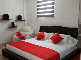 Hotel San Jeronimo Armenia, отель в городе Армения