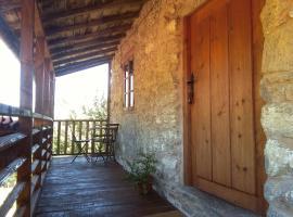 Casa do Solpor, hotel cerca de Cañón de Sil, La Teijeira