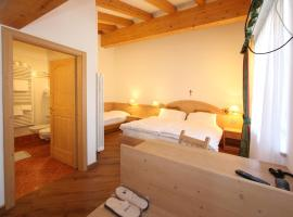 Hotel El Pilon, hotel near QC Terme Dolomiti, Pozza di Fassa