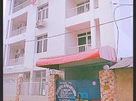 Flat Alpha, hotel in Kinshasa