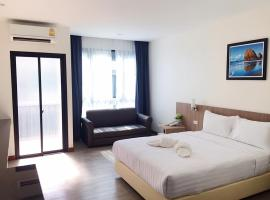 Orchid Riverview Hotel, hotel in Suratthani