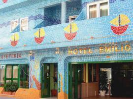 Hotel Emilio, hotel in Punta Umbría