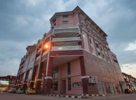 Hotel Seri Malaysia Kepala Batas, hotel in Kepala Batas