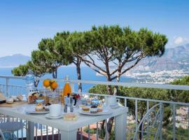 Residence Le Terrazze, self catering accommodation in Sorrento