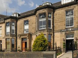 The Hostel, ostello a Edimburgo
