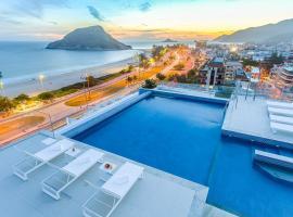 CDesign Hotel, hotel v destinácii Rio de Janeiro