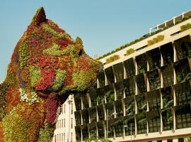 Gran Hotel Domine Bilbao, hotel near Euskalduna Conference Centre and Concert Hall, Bilbao