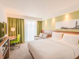 Hampton By Hilton Hamburg City Centre, hotel en Hamburgo
