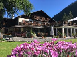 Chalet l'Aiglon, hotel in Saint-Gervais-les-Bains