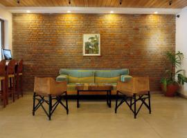 Moss BnB Colombo, hotel v destinaci Colombo