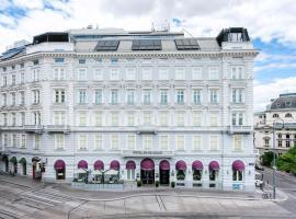 Hotel Sans Souci Wien, hotel a Vienna, Centro di Vienna