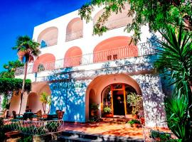 Hotel Biancamaria, hotel in Anacapri