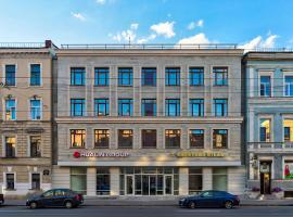 Shouyuan Hotel, hotel in Saint Petersburg