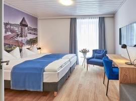 Hotel Central Luzern, hotel in Lucerne