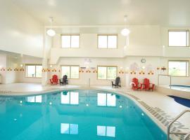 Gold Eagle Lodge, hotel em North Battleford
