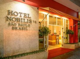 Hotel Nobilis, hotel near Sao Paulo Municipal Market, São Paulo