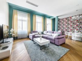 Riga old town V.I.P. apartment, puhkemajutus Riias