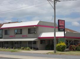Porkys Motel, hotel in Rockhampton