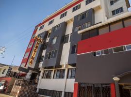 Hotel Regina, отель в городе Кочабамба