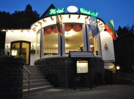 Hotel Glück Auf & Bürgerkeller, ξενοδοχείο σε Bad Grund