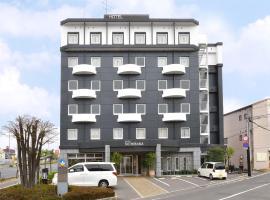 Hotel Tachibana, hotel en Okayama