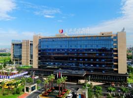 Airport Jianguo Hotel, hotel in Chengdu
