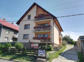Apartmány AQUAVILLA, hotel poblíž významného místa Liptovská Mara, Liptovský Trnovec