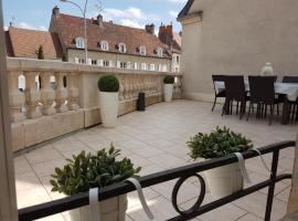 la belle Nuits, hotel in Nuits-Saint-Georges