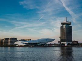 Sir Adam Hotel, hôtel pour les familles à Amsterdam