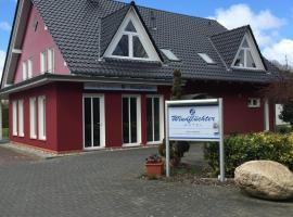 Hotel Windflüchter, Hotel in Breege