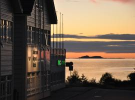 Aalesund Airport Hotel, hotell i Ytterland