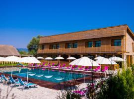 Villa Victoria Thermal Spa, хотел близо до Добърско, Баня