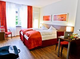 Hotel Klostergarten, hotel dicht bij: Luchthaven Weeze - NRN, Kevelaer