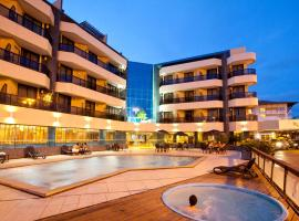 Aquarios Praia Hotel, hotel near Atalaia Events Square, Aracaju