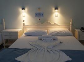 Amanda Hotel, отель в городе Карловаси