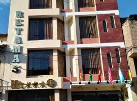 Retamas Hotel, Hotel in Cajamarca