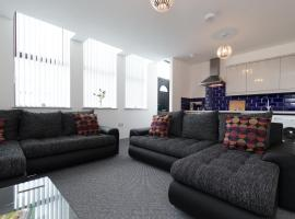 Smithfield Apartments - Self Contained, hotel near Stoke On Trent City Council, Stoke on Trent